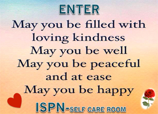 ISPN Self Care Room